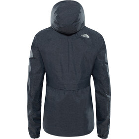 The North Face Inlux Dryvent Jas Dames blauw